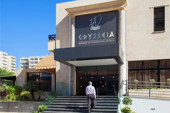 Image for Kapetanios Odyssia