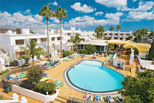 Suite Hotel Montana Club