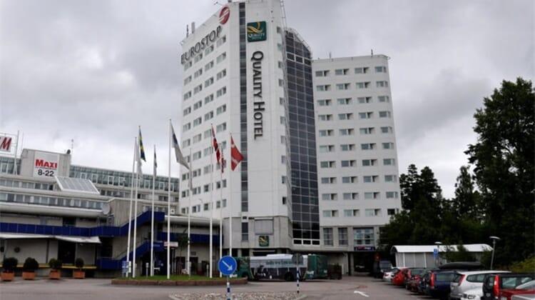 Quality Airport Hotel Arlanda
