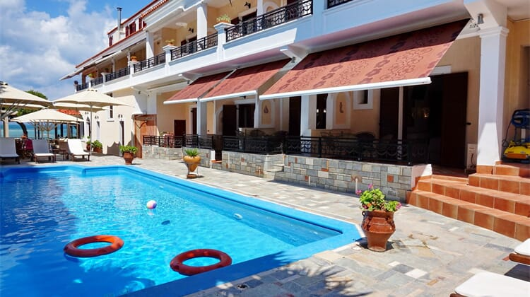 Aktaion Beach Hotel