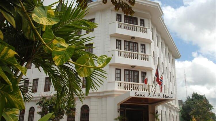 Soria Moria Hotel and Spa
