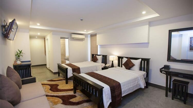 G and Z Urban Hotel (ex Bayon Riverside Boutique Hotel)