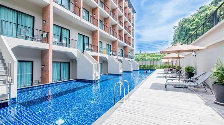 Sugar Marina Resort Cliffhanger