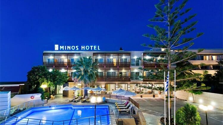 Minos Aparthotel