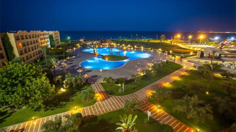 Nour Palace Resort Hotel