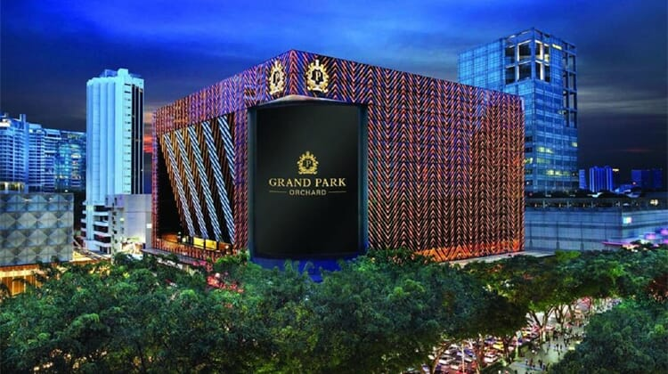Grand Park Orchard