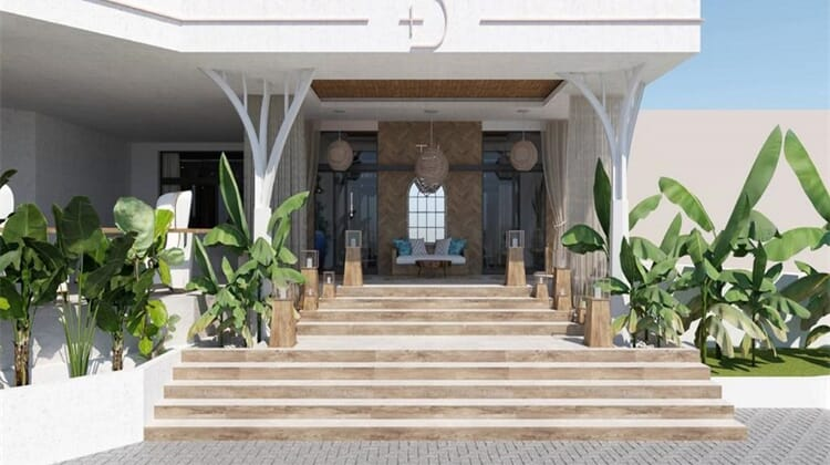 Design Plus Seya Beach Resort