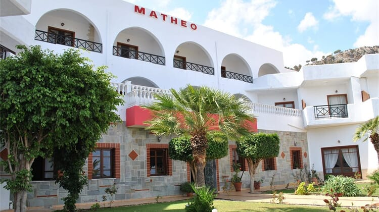 Matheo Villas and Suites Hotel