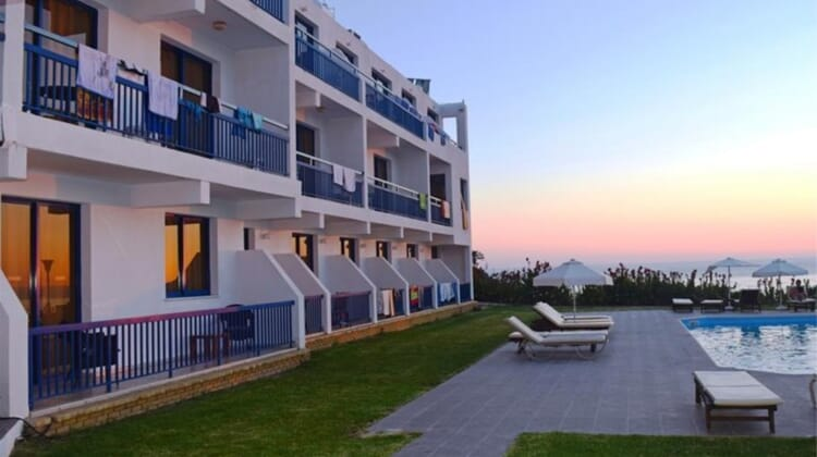 Marica`S Boutique Hotel Paphos