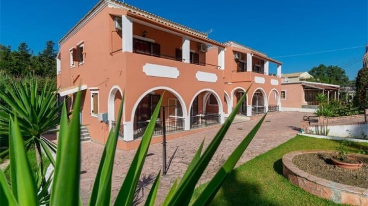 Fondas Apartments