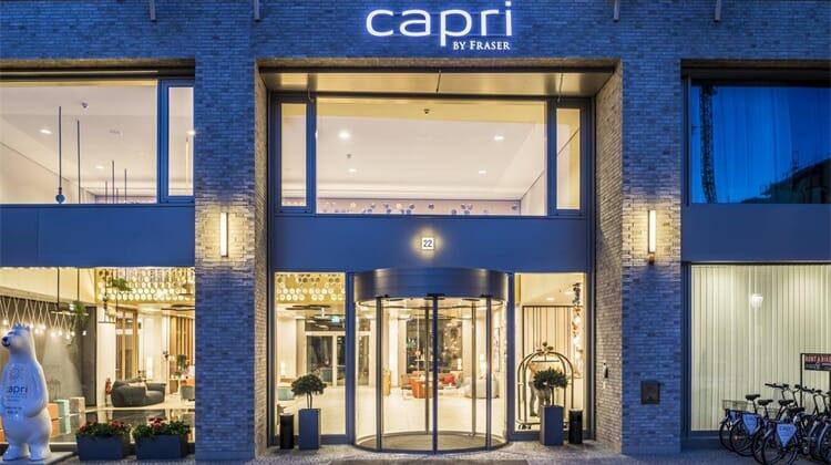 Capri by Fraser Berlin