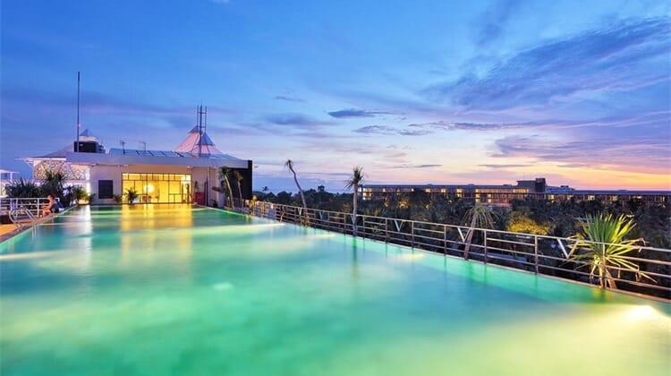 de Vin Sky Hotel Seminyak