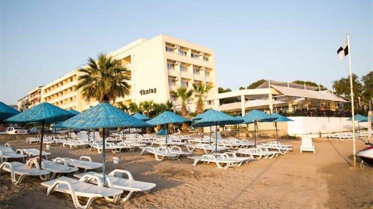Tuntas Beach Hotel Altinkum