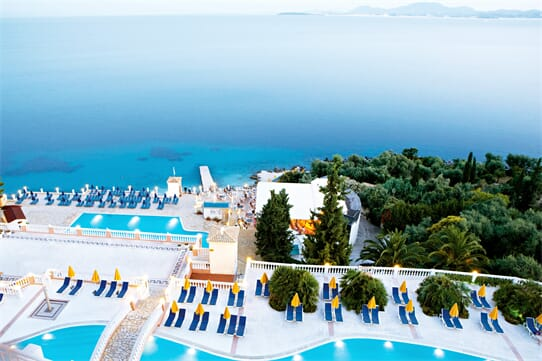 Image for Sunshine Corfu Hotel & Spa