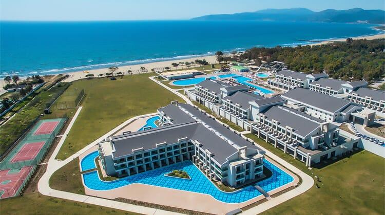 Korumar Ephesus Beach &Spa Resort