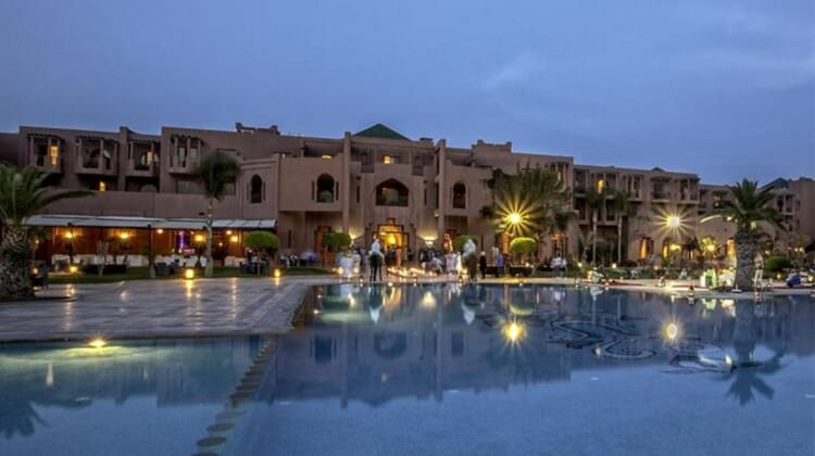 Palm Plaza Hotel and Spa