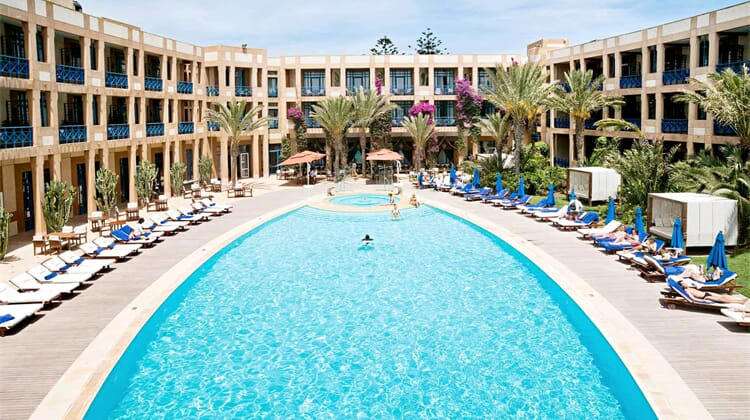 Hôtel Le Médina Essaouira Thalassa sea & spa -
