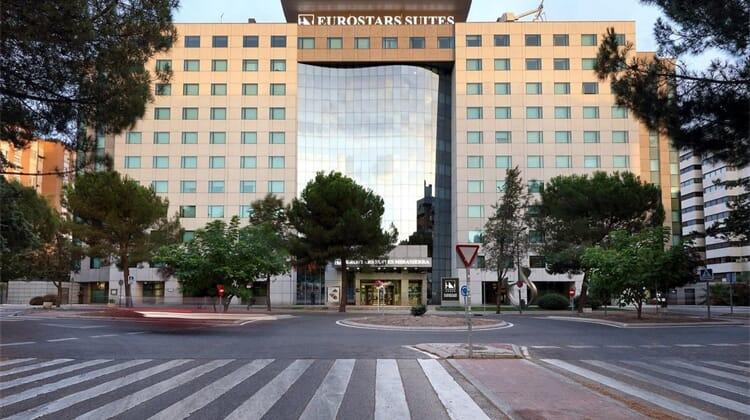 Eurostars Madrid Mirasierra Suites