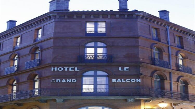 Le Grand Balcon Toulouse