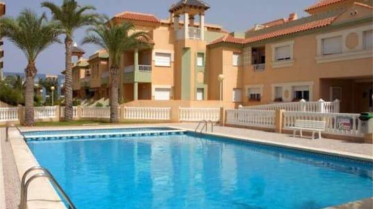 Villas de Frente Marino Apartments Valmanga