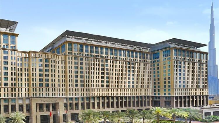 The Ritz-Carlton, Dubai Intl Financial Centre