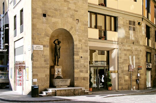 Pitti Palace al Ponte Vecchio