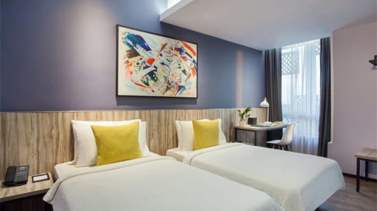 Days Hotel & Suites Fraser Business Park Kuala Lumpur