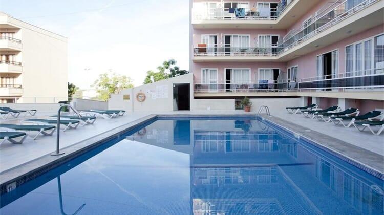 PlayaMar Aparthotel