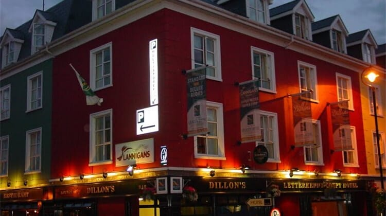 Dillons Hotel (ex Letterkenny Court)