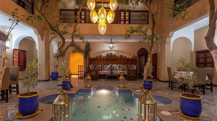 Riad Dar Diaf and Spa