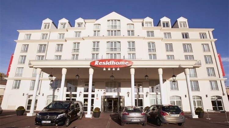 Residence Residhome Roissy Park