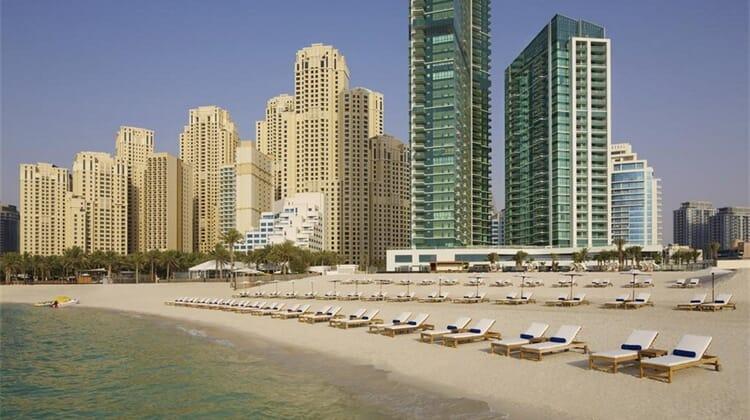 DoubleTree by Hilton Dubai, Jumeirah Beach