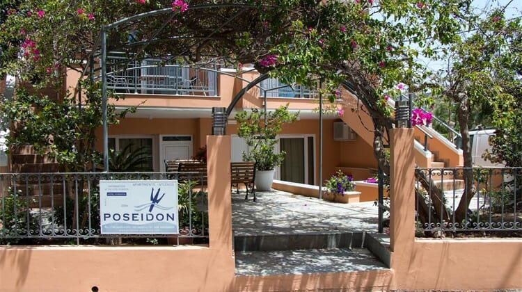 Poseidon Apartments Studios