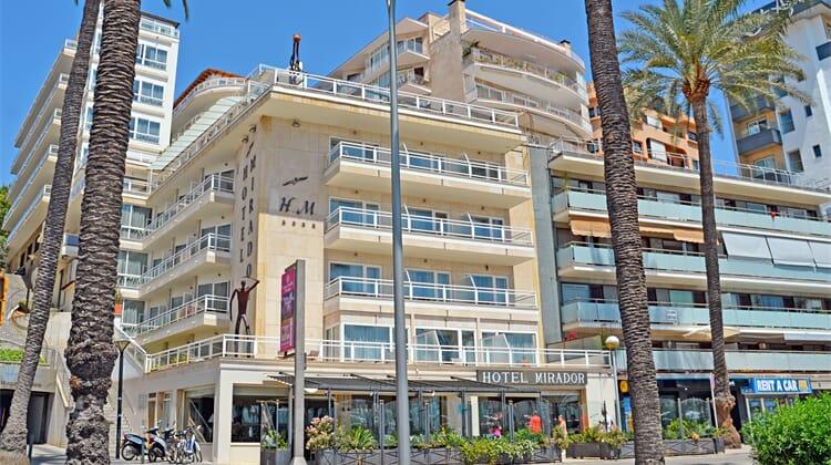 THB Mirador (Ex Mirador Hotel)