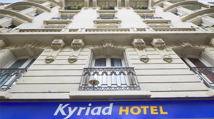 Kyriad Paris 18 Porte De Clignancourt Hotel