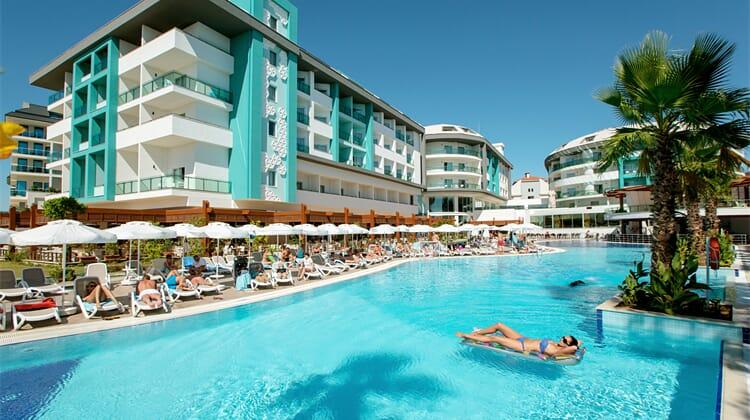 Seashell Resort and Spa