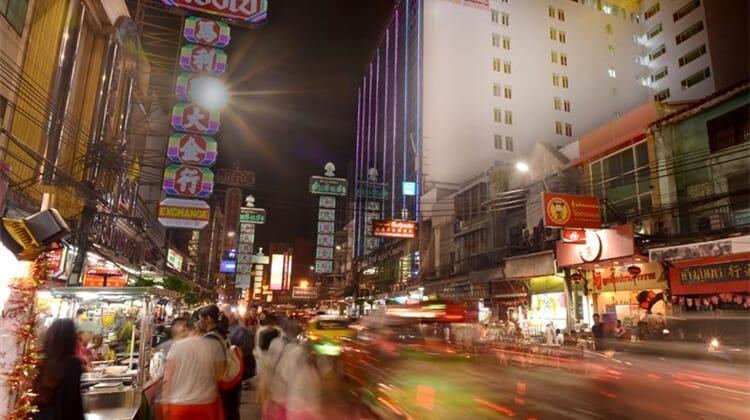 Hotel Royal Bangkok at Chinatown