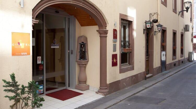 Couvent Du Franciscain Hotel