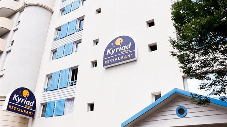 Kyriad Lyon Croix Rousse