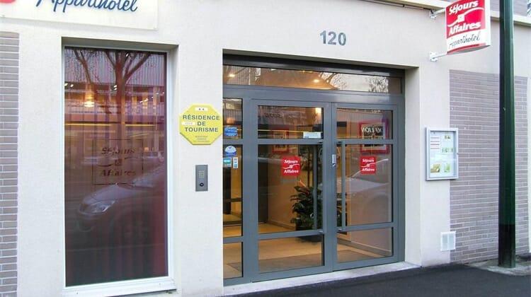 Sejours & Affaires Paris Malakoff