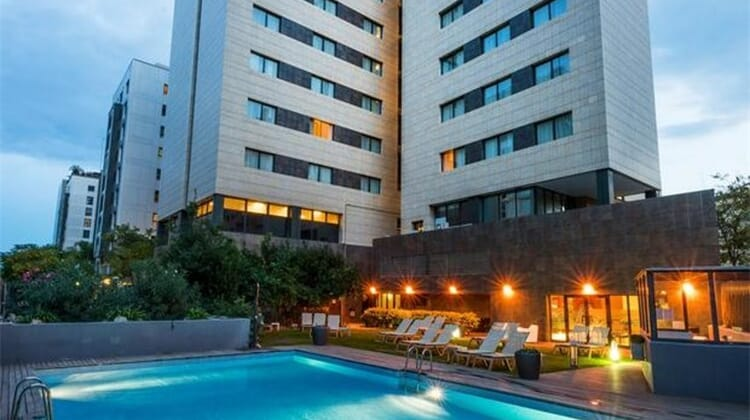 Hotel Valencia Oceanic Managed by Melia Hotels Int