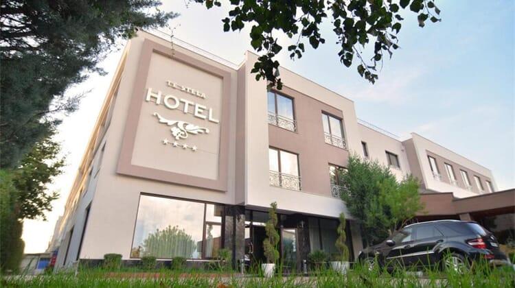 Te Stela Resort Tirana
