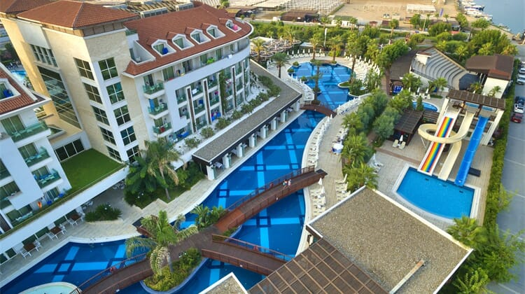 Sunis Evren Beach ( Ex Sunis Evren Resort Hotel and Spa All Inclusive