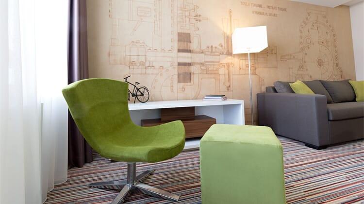Hotel Tesla - Smart Stay
