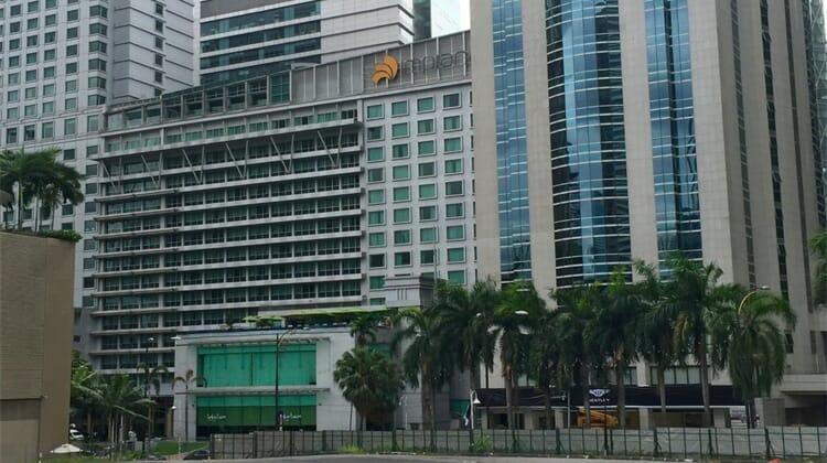 Impiana KLCC Hotel, Kuala Lumpur City Centre