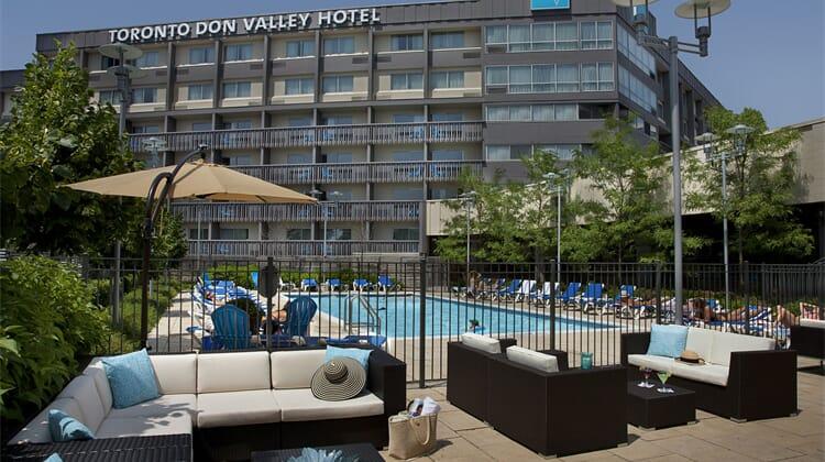 Toronto Don Valley Hotel & Suites