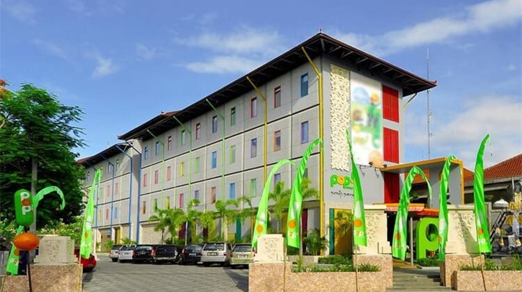 POP Teuku Umar Denpasar Bali Hotel