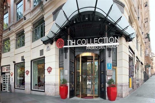 NH Collection Madrid Paseo del Prado (ex NH Paseo del Prado)