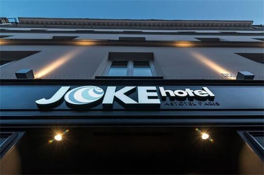Joke Hotel