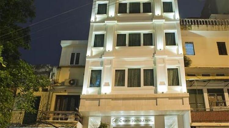 Church Boutique Hotel 95 Hang Gai